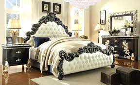 upholstered headboard and footboard set canada home meridian