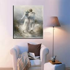 art for home decor compare prices on sweet couple pictures online shopping buy low