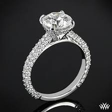 pave engagement rings images Elena rounded pave diamond engagement ring 2389 jpg