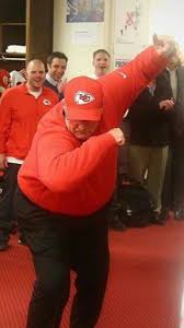 Andy Reid Meme - no caption needed andy reid and the chiefs are in the playoffs