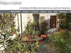 chambre dhote avignon bed and breakfast avignon provence bed and breakfast