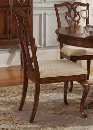 Round Formal Dining Room Tables Finish Round Classic Dining Table W Pedestal Leg
