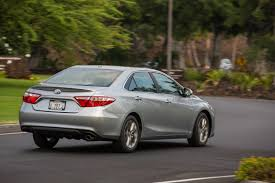 toyota old models toyota camry named the most american made vehicle autoevolution