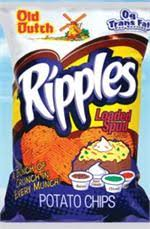 ripples chips foods and potato chips