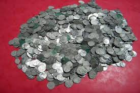Ottoman Silver Coins by Bsnews Man Finds 16th Century Ottoman Silver Coins In Romania