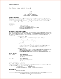 Basic Resume Skills 5 Job Resume Skills Assistant Cover Letter