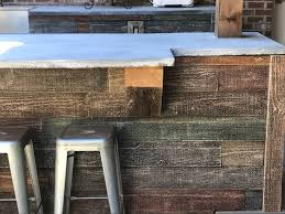 rustic outdoor kitchen designs outdoor kitchen design with rustic appeal faux wood workshop