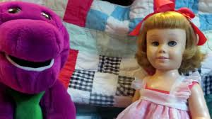 playtime with talking barney baby lamb and friends youtube