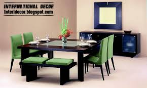 modern contemporary dining room sets completure co