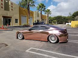 car wrapped in wrapping paper new gold chrome vinyl wrap by vvivid can be used on cars
