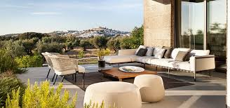 outdoor decor contour outdoor décor collection fuses effortless form with durable