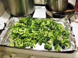 barefoot contessa roasted broccoli the best broccoli of your life the amateur gourmet