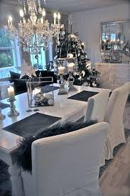 black and white dining room ideas white dining table ideas varsetella site