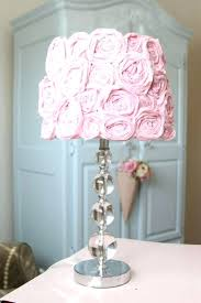 floral lamp shades table lamps i love this project simply shabby