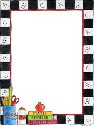 back to bulletin board writing paper templates ppt garden