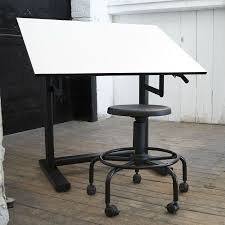 Drafting Table Stools by Alvin 36