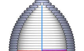 House Building Calculator Earth Bag Dome Calculator U2022 Terra Form Earthhome Pinterest