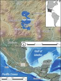 Mesoamerica Map Climate Volatility And Archaic States Philosophical Transactions