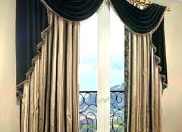 Black Gold Curtains Black And Silver Curtains Elkar Club