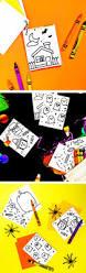 freebie mini halloween doodle books for hello wonderful barley