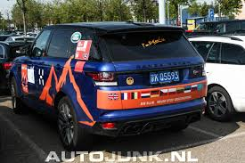 land rover chinese chinese land rover svr in roermond foto u0027s autojunk nl 203631