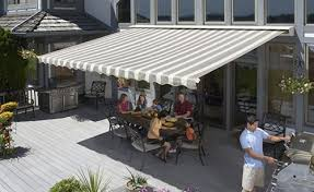 sunsetter retractable awnings by austin gutter king