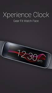 gear fit apk xperience clock for gear fit apk apkname