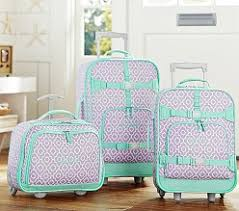 luggage sets overnight bags pottery barn
