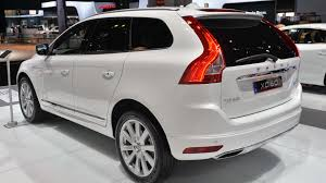 volvo xc60 2015 interior 2015 volvo inscription models get classy with an upgraded leather