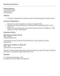 Data Entry Resume Doc 618800 Data Entry Resume U2013 Unforgettable Data Entry Clerk