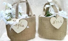 small burlap bags flower mini burlap bags gardening flower and vegetables