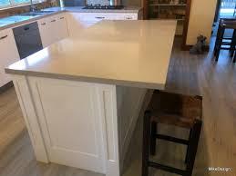 shaker style kitchen island kitchen island with 2 pak shaker style corner posts mike design