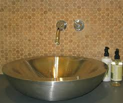 Bathroom Sink Tile Corkdotz Modwalls Cork Mosaic Tile Penny Round Modwalls Tile