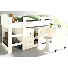 lit mezzanine avec bureau et rangement lit mezzanine avec bureau et armoire integres dlicieux lit
