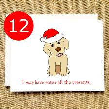 boxed christmas cards sale clearance sale christmas cards boxed set puppy presents