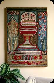 Wool Hand Hooked Rugs 704 Best Hooked Rug Inspiration Images On Pinterest Rug Ideas