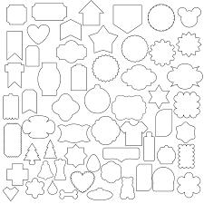 basic outlines entry 4 by hayesnch for basic symmetrical shape outlines freelancer
