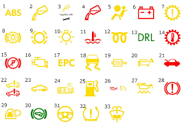 A Flashing Yellow Signal Light Means Find Out What The Vw Indicator Lights On Your Dash Mean