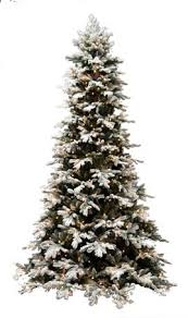 snow drift 7 5ft artificial tree staylit clear lights