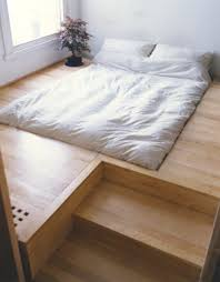 Ground Bed Frame Whole New Look On Sleeping On The Floor Would Stink To Make