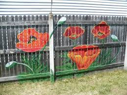 Backyard Fence Backyard Fence Art Hometalk