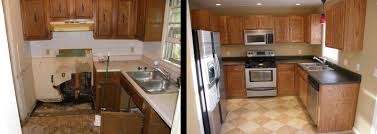 split level kitchen remodel before and after tdprojecthope com