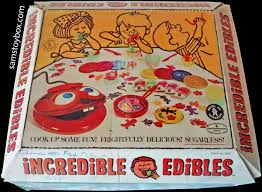 incredibles edibles edibles by mattel sam s toybox