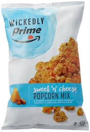 amazon black friday slickdeals prime members spend 25 get 12oz wickedly prime sweet u0027n u0027 cheesy