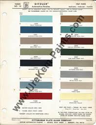 1967 ford mustang car paint colors urekem paints