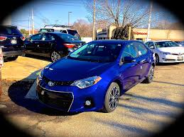 types of toyota corollas 2014 toyota corolla s plus start up review exhaust test drive