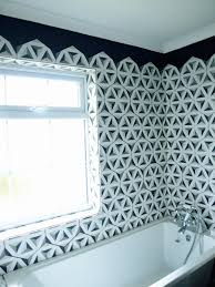 how we tiled the bathroom with hexagon tiles friendly nettle