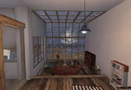 Inside Of House by What Now Aju Winter House