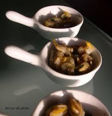 cuisiner des coques coques en persillade retour de pêche