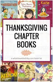 thanksgiving book thanksgiving chapter books for kids
